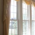 リビングルームの窓