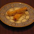 バナナチョコチーズケーキバー